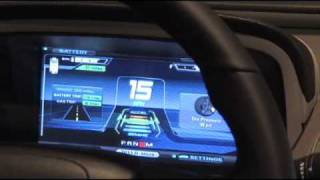 2011 Chevy Volt Interior Walkthrough