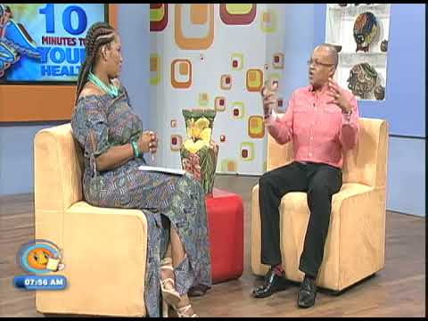 10 Minutes to Your Health - Smile Jamaica - Novemebr 16 2017