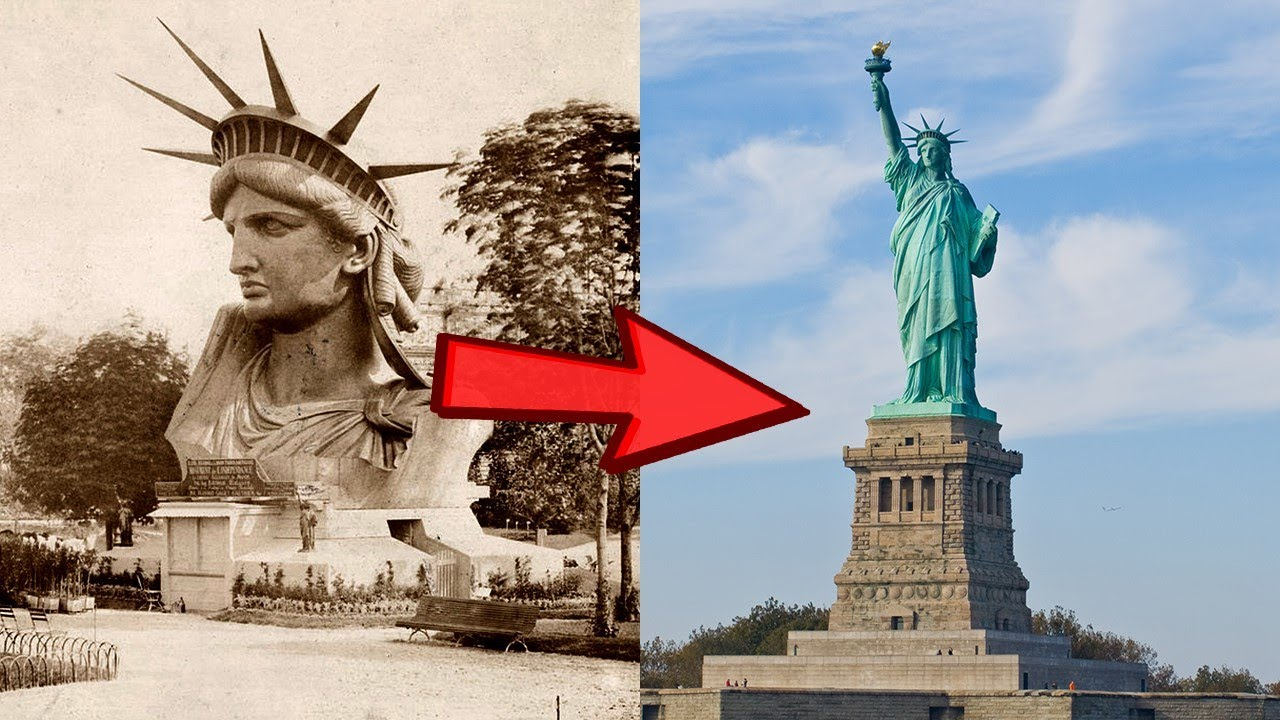 9 secrets hidden in famous monuments youtube