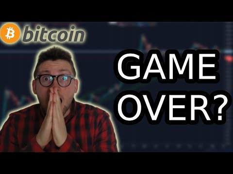BITCOIN!🔥 Game Over?