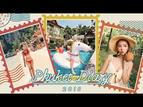 我的快閃布吉旅遊日誌 ♥ My Phuket Island Travel Diary | The Most Amazing Trip Ever!
