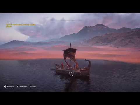 Upper Nile Trireme | Assassin's Creed: Origins (Part 72)