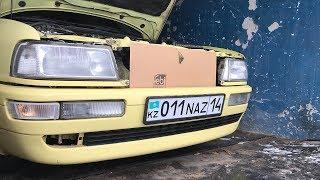 Подготовка к зиме Audi Cabriolet