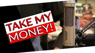 Royer R-10 Ribbon Mic Review & Giveaway - Warren Huart: Produce Like A Pro