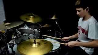 Innocent man - Rag and Bone man - Drum Cover