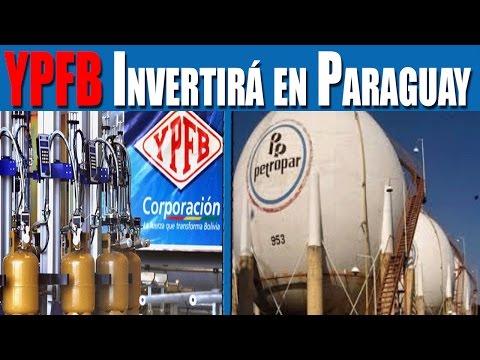 Bolivia Venderá Más GLP a Paraguay e Invertirá Unos $10 Millones