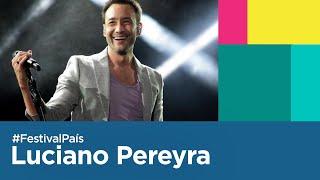 Entrevista a Luciano Pereyra en la Fiesta Nacional de la Artesanía   Festival País