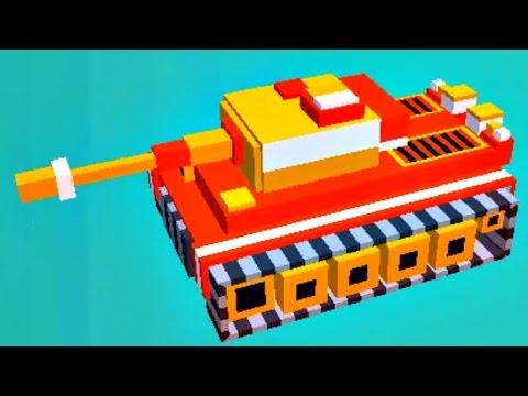 ВОЙНА ТАНКОВ! мультик ИГРА про ТАНЧИКИ War Boxes Strike #1