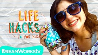 Beach Hacks | LIFE HACKS FOR KIDS