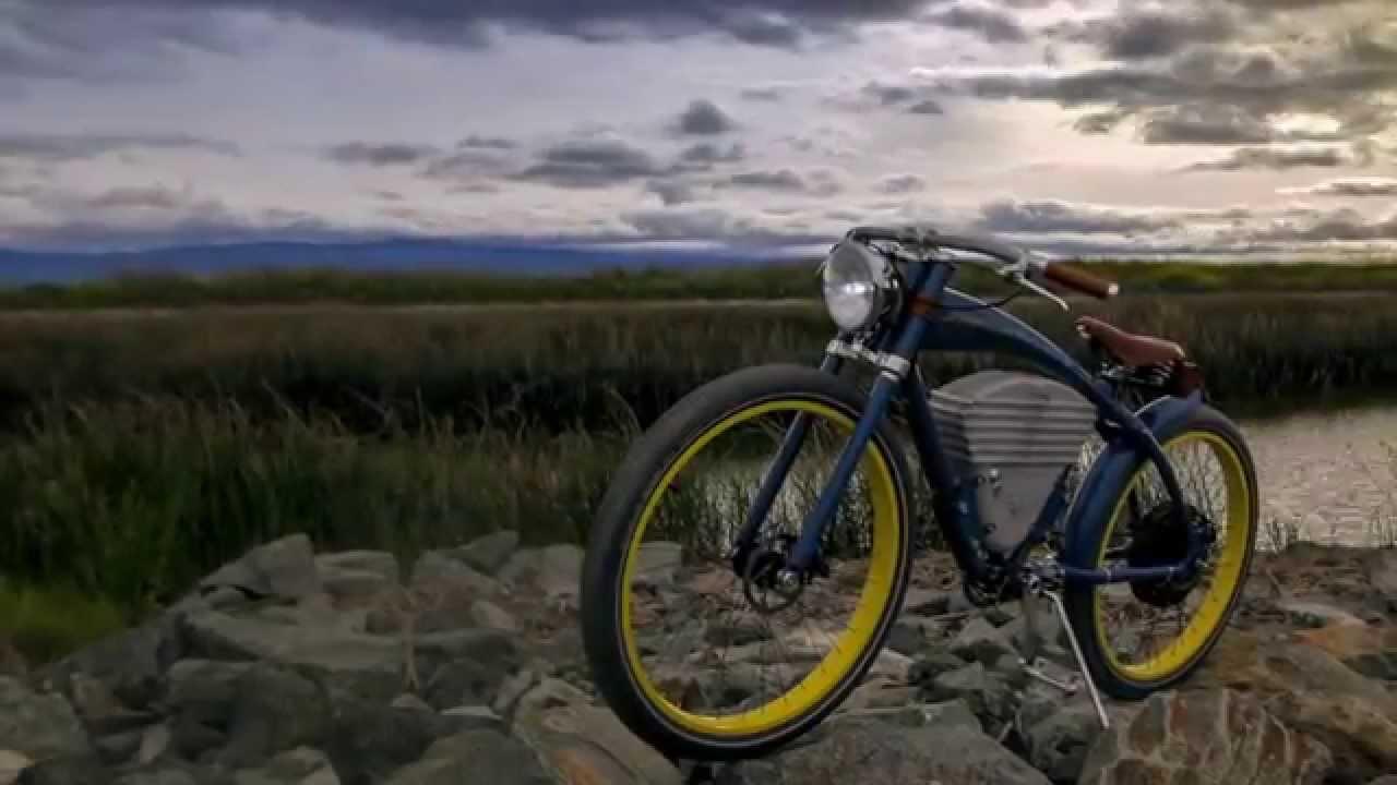 vintage electric bikes e tracker youtube. Black Bedroom Furniture Sets. Home Design Ideas