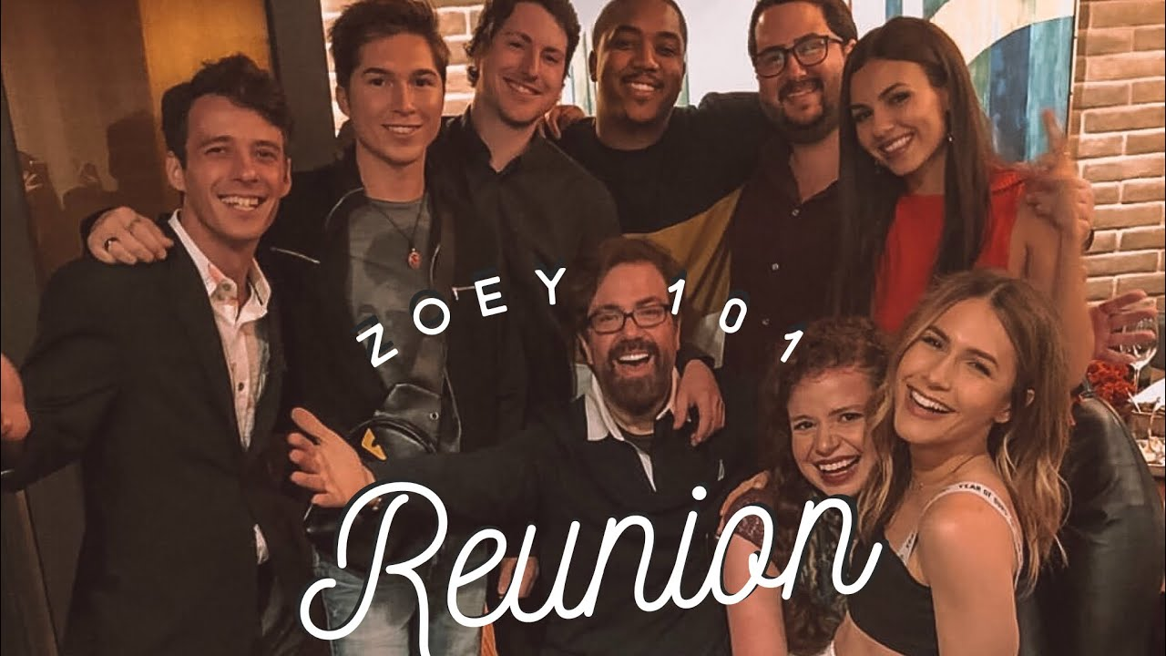 Zoey 101 Reunion With The Whole Cast