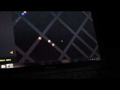 Ms.Pacman Google Maps #2 The Cursed Controls