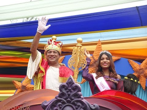 Goa Carnival 2018 - Panaji Floats