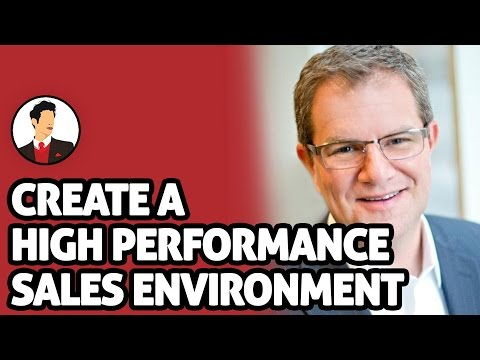 Creating Your Own High Performance Sales Environment With Mike Weinberg | Salesman Podcast