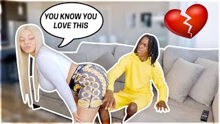 I'M NOT ATTRACTED TO YOU ANYMORE PRANK ON GIRLFRIEND!! **SHE CRIED**