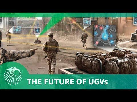 UGVs for the modern battlefield