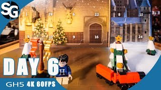 LEGO Harry Potter Advent Calendar 2019 Unboxing (Set 75964) | Day 6