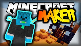 MINECRAFT: SHADERS + VAŠE AVANTURE! | Super Minecraft Maker thumbnail