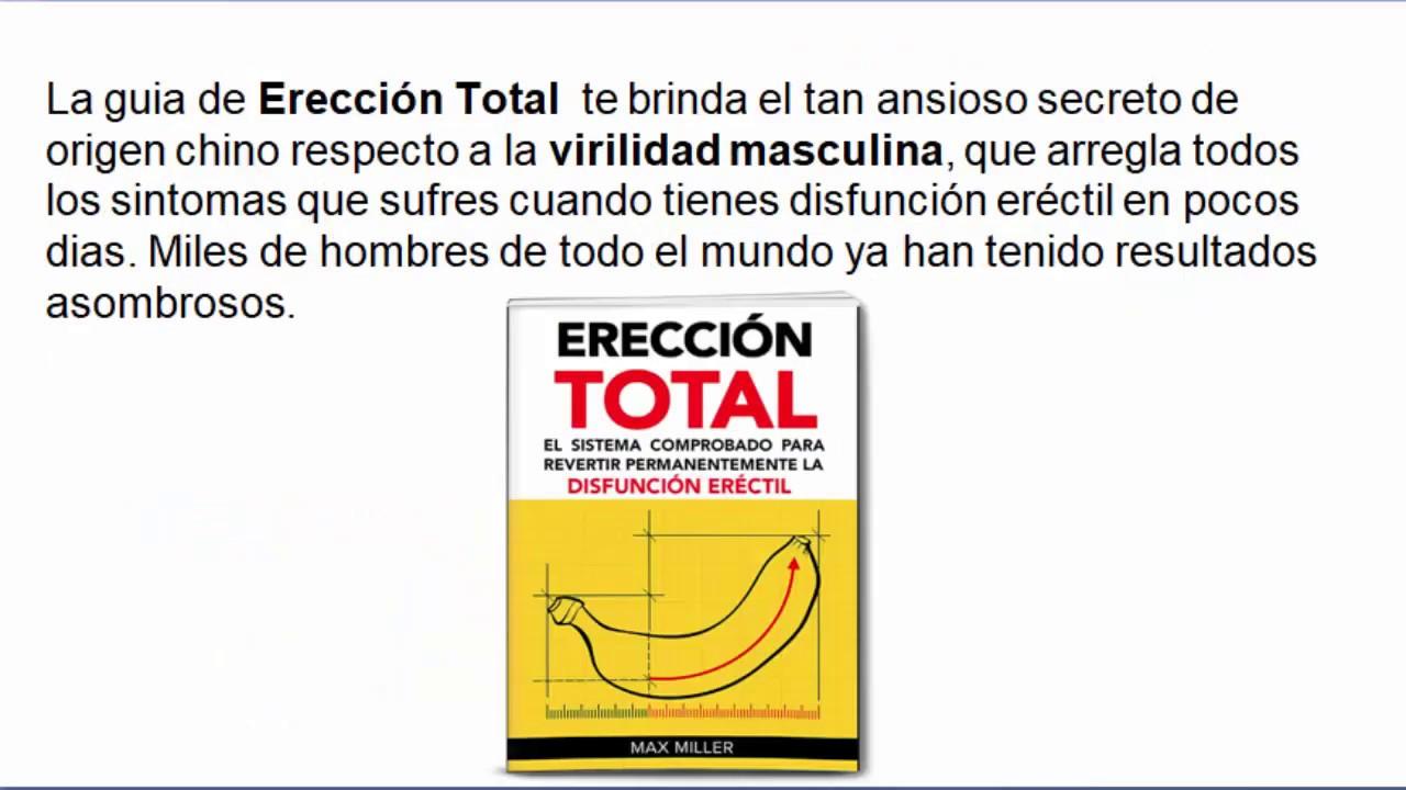 Libro Erección Total PDF de Max Miller