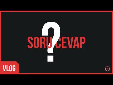 Soru - Cevap Vlogu Ve Bir Kaç önemli Duyuru!