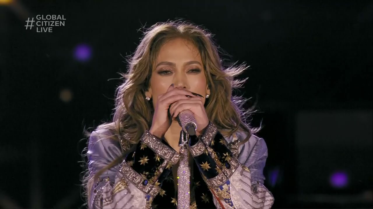 Download Jennifer Lopez - On My Way from MARRY ME - Global Citizen LIVE Performance