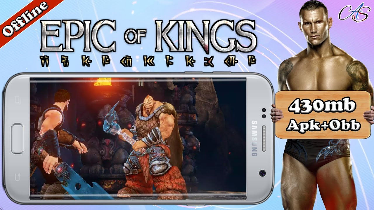 Epic Of Kings APK+OBB Highly Compressed Game Download On Any Android | Offline | Hd Gameplay  #Smartphone #Android