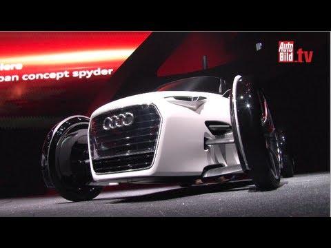 Audi-Abend - Interview mit Designer Wolfgang Eggert