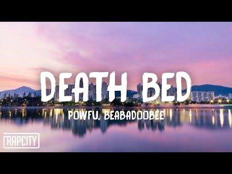 Powfu - death bed (Lyrics)