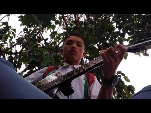 "Fingerstyle Pemula ""Hanya Rindu"" By Goldo L. Lumbansiantar"