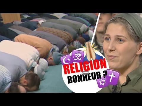 La religion mène-t-elle au bonheur? - Ça se discute