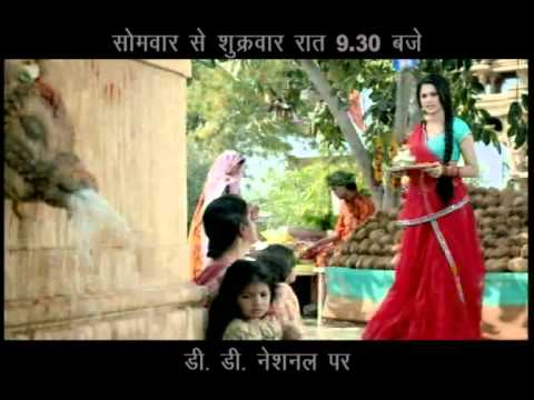 """SARASWATICHANDRA"" - Monday to Friday at 9.30 pm on DD NATIONAL"