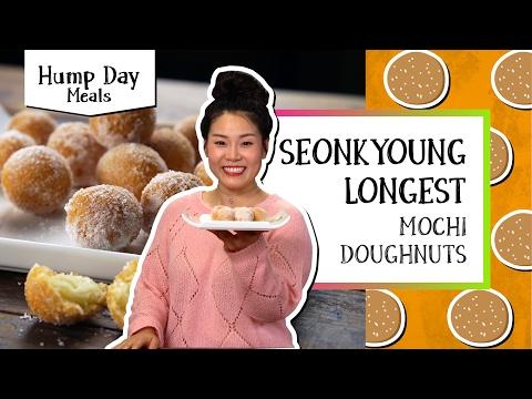 Mochi Doughnuts | Hump Day Meals - Seonkyoung Longest