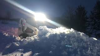 MN Blizzard Dig Out