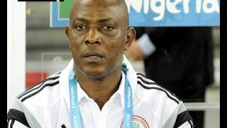 Rest In Peace Stephen Keshi