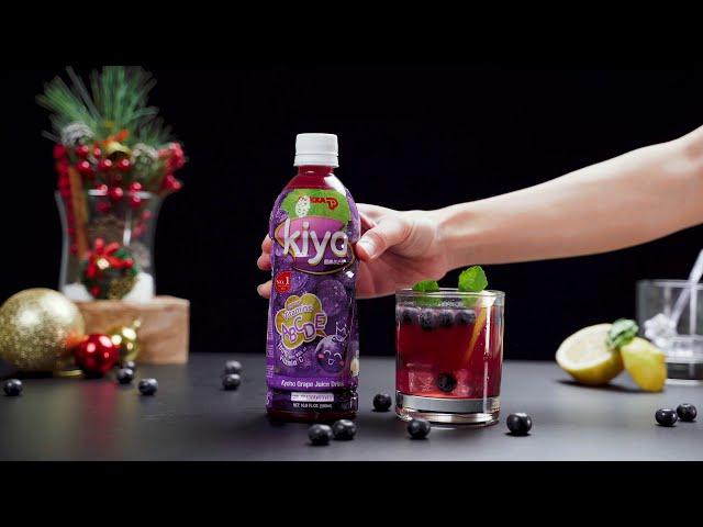 Pokka Kiyo Kyoho Grape Commercial
