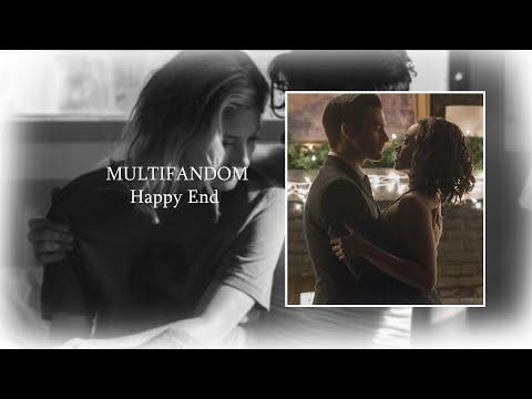 Multifandom | Я придумаю Happy End [ Vika Davis ]