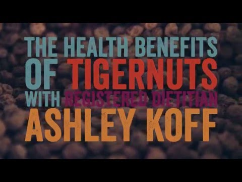 Health Benefits Of TigerNuts - Organic Gemini Ep. 3