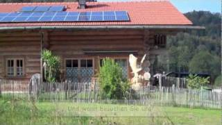 Alpenchalets & Apartments Beim Waicher in Ruhpolding im Chiemgau