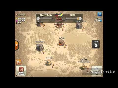 Clash of Clans (Deutsch )#002///langweilige Info Folge