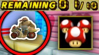 Mario Kart Wii Hide and Seek ELIMINATION