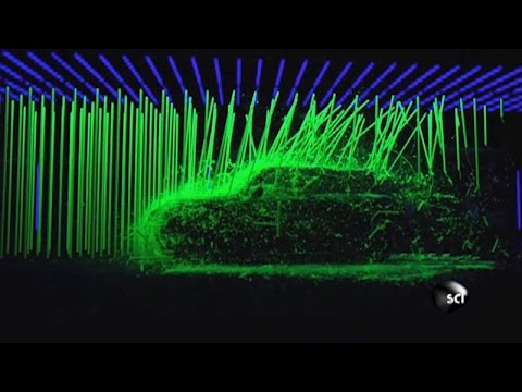 How MINI Made Light Splash Like Paint | Outrageous Acts of Science