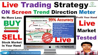 Live Day Trading Intraday Stra…