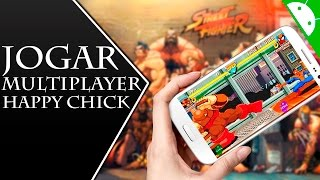 Como jogar Multiplayer Happy Chick Android