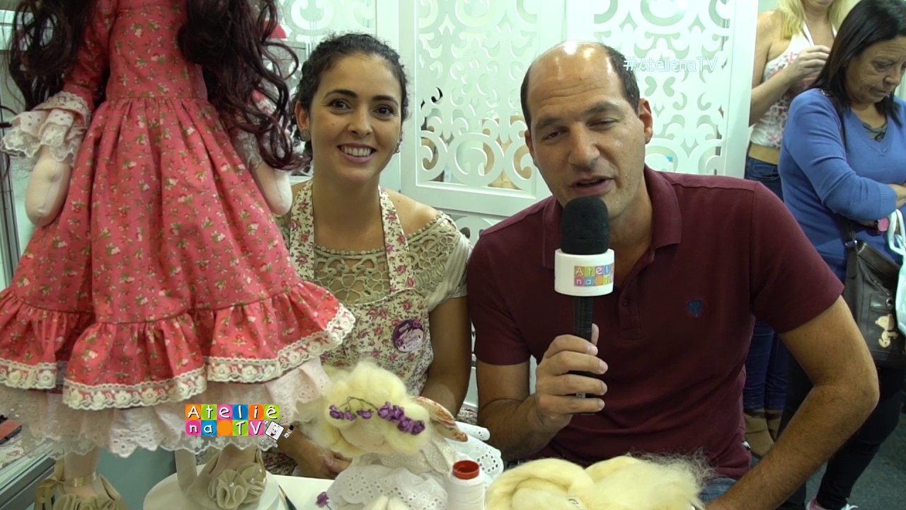 Aparador Mesa Retratil ~ Ateli u00ea na TV Rede Vida 20 04 2017 Magali Jeremias e Ataíde Depizzol YouTube