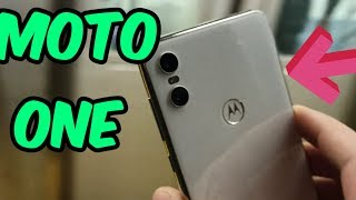 MOTOROLA MOTO ONE (P30 Play) in 2020 In the REAL WORLD!