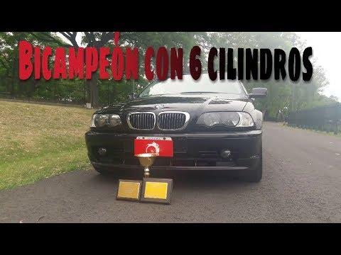 BMW BICAMPEÓN del Gálvez (Ale Paddle)