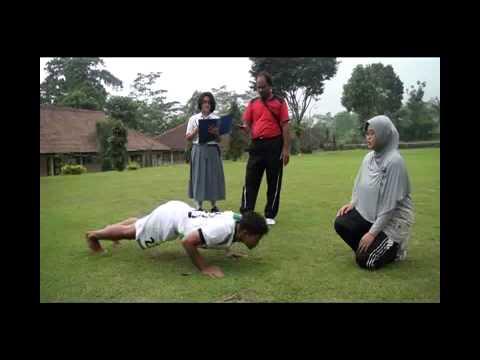 Portofolio SNMPTN Olahraga Irwan Bayu Santosa SMA N 1 Ampel