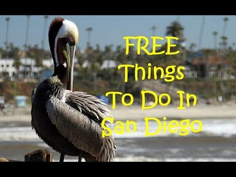 Free Things to do in San Diego - Having fun doesn't require lots of cash.
