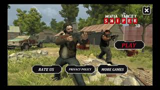 Target Sniper 3D Game - Android Gameplay HD