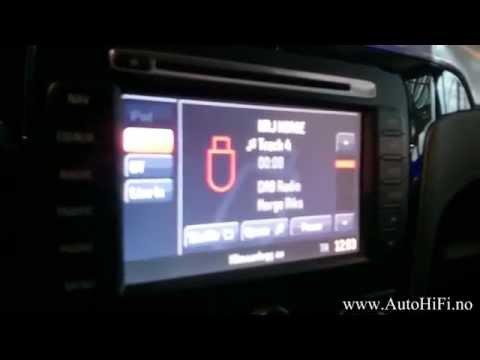 Dension DAB+U (DBU2GEN) i 2014 Ford S-Max